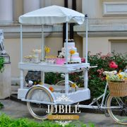 Bicicleta care face hamburgeri, lansată la White Garden Party by Jubile Catering