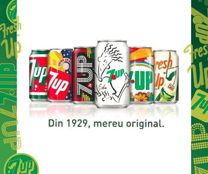 New Trends: 7UP lansează o ediție limitată de colecție
