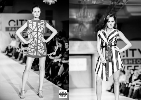 GINA CAS la City Fashion Week 2016