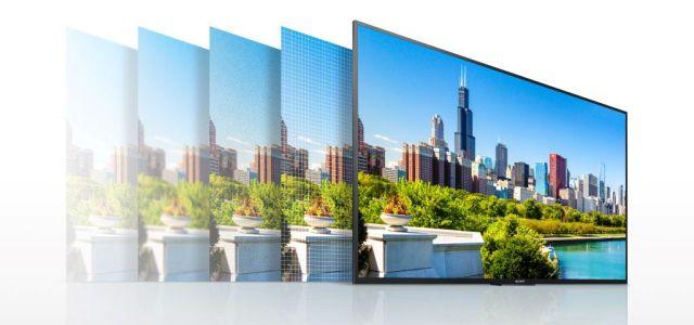 Sony extinde gama de televizoare 4K HDR