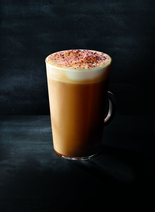 Butterscoth Brulee Latte
