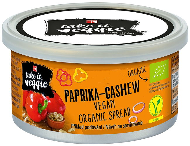 Crema cu legume si caju_K-take it veggie