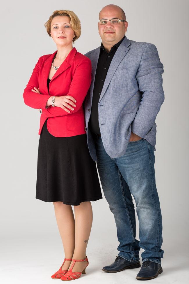 Laura Mois si Adrian Dragnea_Pure Clean