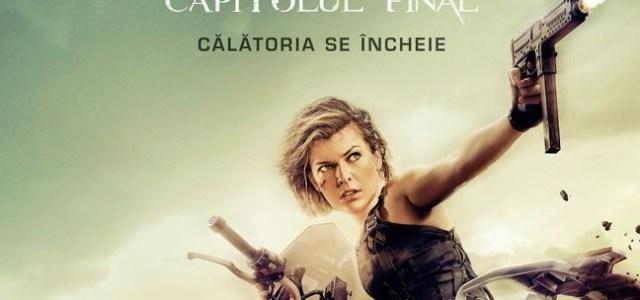 """""""Resident Evil. Capitolul final"""".Sfârșit apoteotic al seriei, la cinema!"""