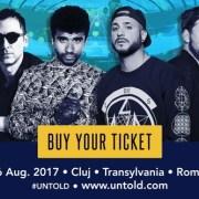 UNTOLD Arena are un rival pe măsură! 6 stele ale muzicii techno cântă la Cluj