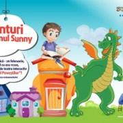 Aventurile dragonului Sunny continuă în Sun Plaza