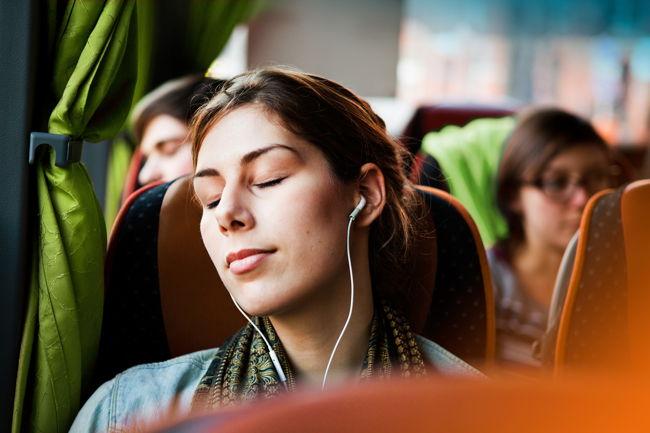 FlixBus comfort