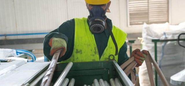 Recolamp a colectat 658 tone deșeuri de echipamente de iluminat în 2016