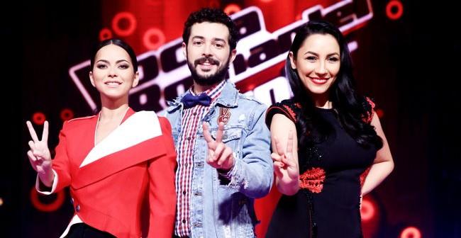 Andra, Marius Moga și INNA, gata de Vocea României Junior