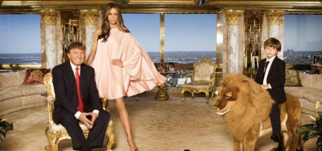 "HISTORY prezinta ""Dinastia Donald Trump""!"