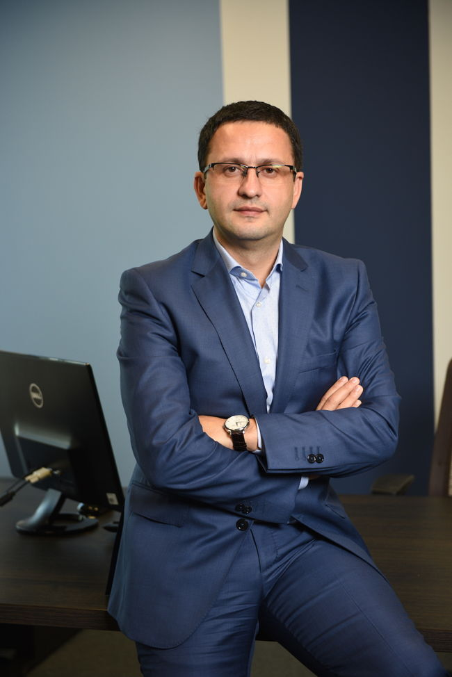 Dragos Sirbu CEO Flanco