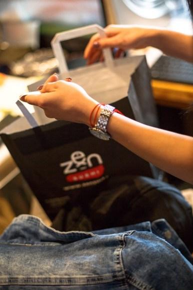 Zen Sushi take-away 12