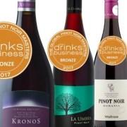"""Vinuri românești produse de Halewood Wines & Spirits,medaliate la """"The Global Pinot Noir Master 2017"""""""