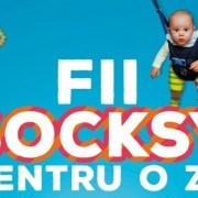 """""""Fii socksy pentru o zi"""" la Starbucks de Ziua Mondială a Sindromului Down – 21 martie –"""