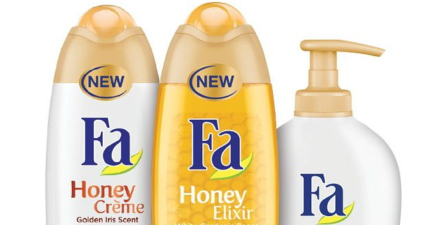 Noua gamă Fa Honey, îngrijire fină cu extract prețios de miere și arome senzuale