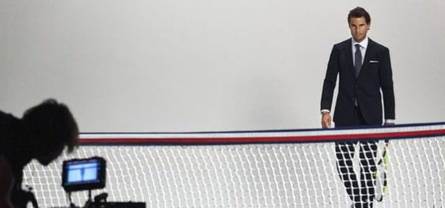 Rafael Nadal, ambasadorul colectiei Tailored SS17 Tommy Hilfiger