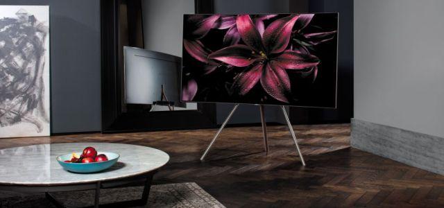 Samsung a lansat noua gamăde televizoare premium QLED în România