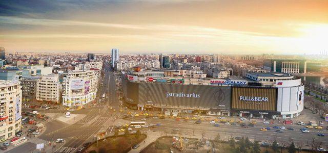 Turnul Unirii View, cea mai vizibilă clădire din centrul Bucureștiului