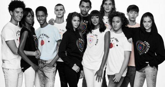 Diesel se asociază cu supermodelul Naomi Campbell