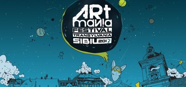 Artmania se întoarce în Piața Mare din Sibiu