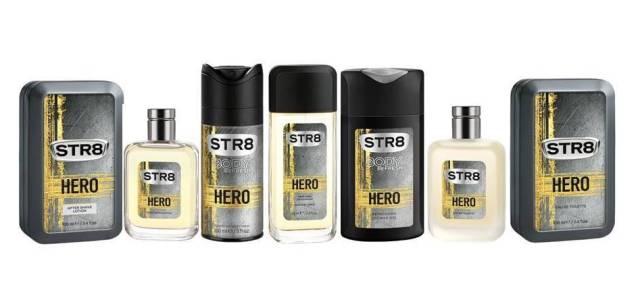 STR8 lansează noua gamă Hero