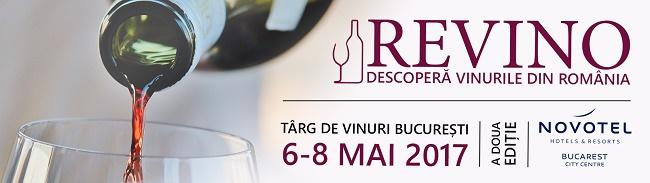 Revino – Descoperă Vinurile din România, la a două ediţie