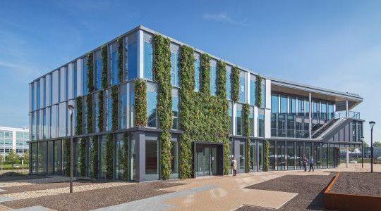 """Plantronics a inaugurat clădirea de birouri care te lasă """"să-ţi auzi gândurile"""""""