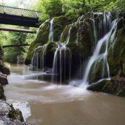 Cascada Bigăr își întâmpină vizitatorii cu un nou atraseu turistic