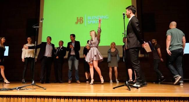 J&B Blending Spirits, cea mai eficientă campanie a anului la EFFIE Awards 2017