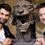 Paul și Octavian le vor prezenta românilor vedete din showbiz-ul autohton la Fort Boyard