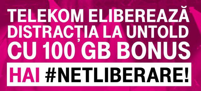Telekom Romania declară #UNTOLDLIBERARE cu Telekom Radio