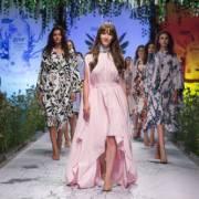 Lenor a lansat o colecție de parfumuri inspirate din natură în cadrul Feeric Fashion Week
