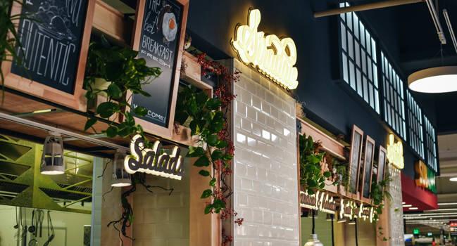 Kaufland își deschide Food Court și inaugurează un nou concept de open mall – Galerie FOTO