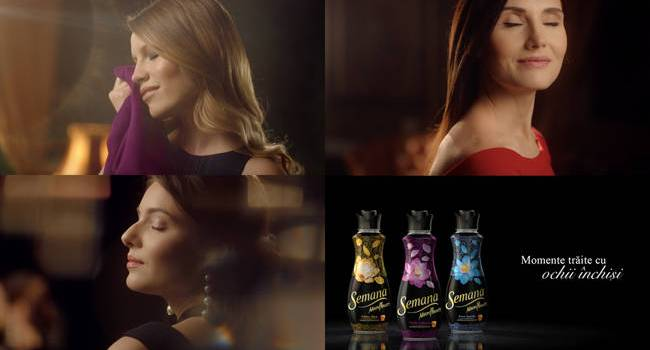 Agenția Armada a lansat o campanie pentru brandul Semana