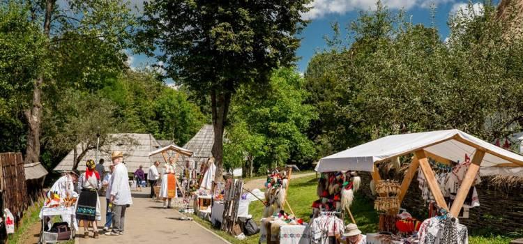 Muzeul ASTRA din Sibiu: 600.000 de turisti în 2017. Peste 200.000 au fost turiști străini