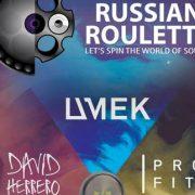 Umek și alți 4 DJi internaționali vor juca ruleta rusească la București!
