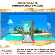 ParkLake Shopping Center pregătește un escape room pe o insulă pustie
