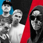CTC vs. Carla's Dreams la primul Red Bull SoundClash din Romania