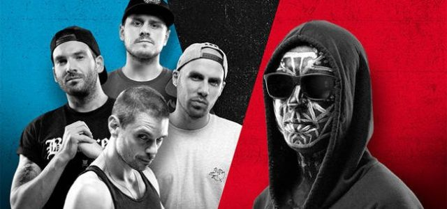 CTC vs. Carla's Dreams la primul Red Bull SoundClash din Romania