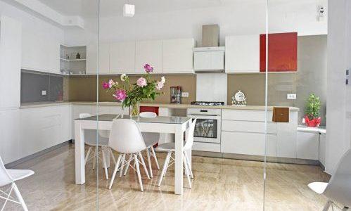 5 trenduri moderne de design al spațiului destinat bucătăriei