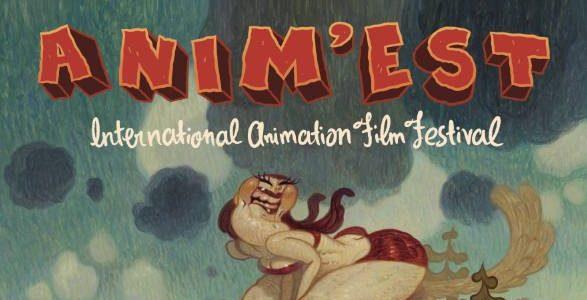 Anim'est, la a 12-a ediție: The Comics Edition