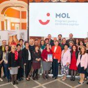 MOL România majorează la 400.000 de lei fondul alocat ONG-urilor în cadrul programului pentru sănătatea copiilor