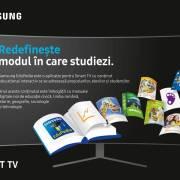 Samsung EduPedia 2017: 6 manuale digitale noi, teste vocaționale, cărți și conținut interactiv nou