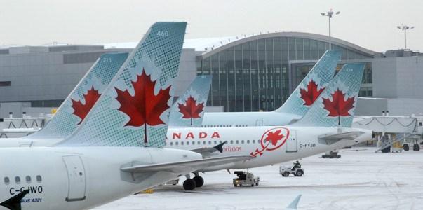 Zboruri directe București – Montreal și București – Toronto cu Air Canada