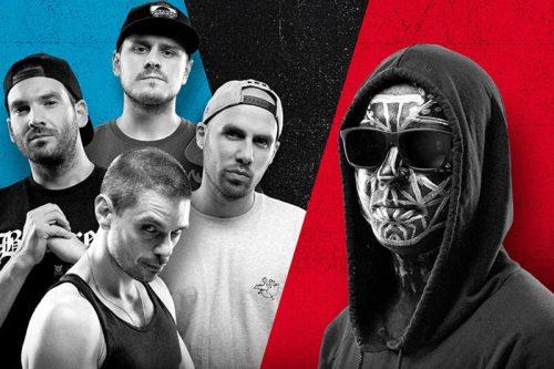 Carla's Dreams pierde în fața CTC primul Red Bull SoundClash din România
