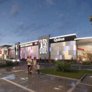IMMOFINANZ a deschis un nou centru comercial sub brandul de retail VIVO!
