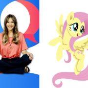 """Adela Popescu aduce magia prieteniei pe marele ecran şi dă voce adorabilei Fluttershy din ,,,My Little Pony: Filmul"""""""