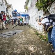 Prima femeie fotoreporter de la New York Post vine la Zilele Uriași de Pantelimon