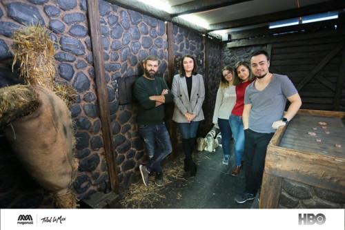 Mega Mall și HBO te invită să testezi primul Escape Room mobil Game of Thrones din Europa