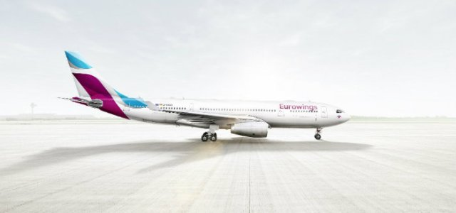 "Eurowings va introduce facilitatea de ""light ticketing"""